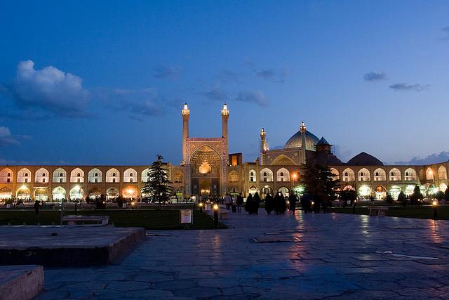 イマーム広場の画像 p1_34