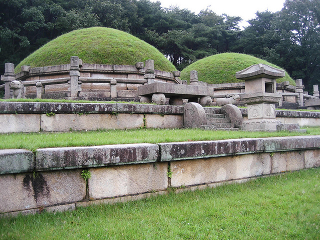 開城歴史遺跡地区 北朝鮮 世界遺産