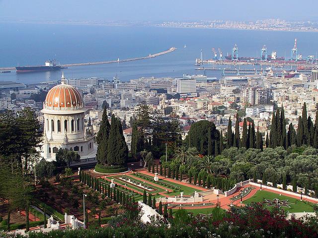 ハイファ及び西ガリラヤ地方のバハイ聖地群