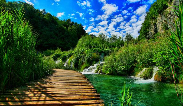 プリトヴィツェ湖群国立公園の画像 p1_30