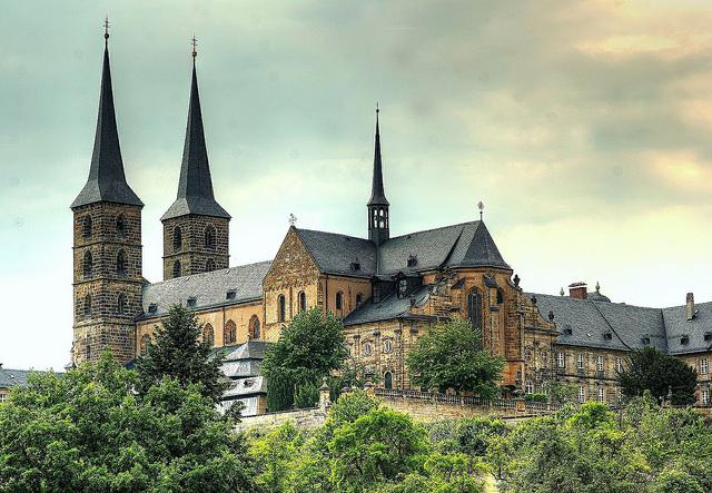 バンベルクの町
