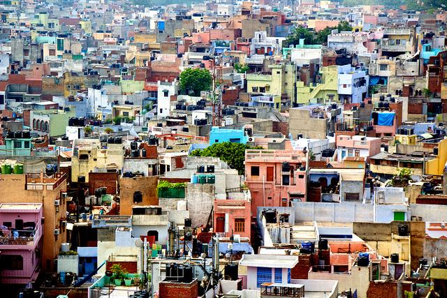 「八十日間世界一周」冒険のインド