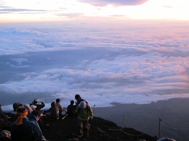 富士山雲海02