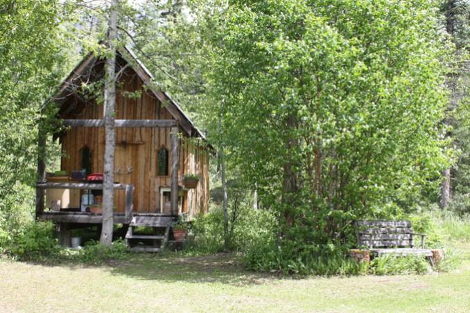 Buffalo Ranch ~ Cabin on the Creek