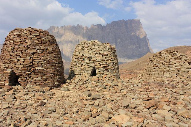 バット、アル・フトゥム、アル・アインの古代遺跡群 オマーン 世界遺産