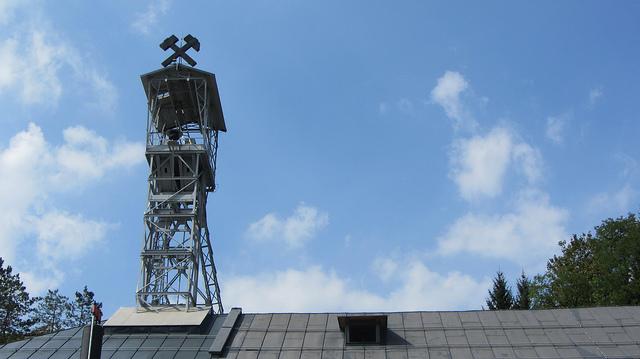 アルマデンとイドリア-水銀鉱山の遺産
