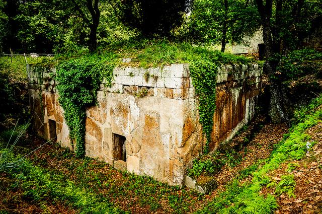 チェルヴェテリとタルキニアのエトルリア古代都市群