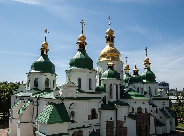 キエフ:聖ソフィア大聖堂と関連する修道院建築物群、キエフ-ペチェールスカヤ大修道院
