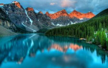 カナディアン・ロッキー山脈自然公園群