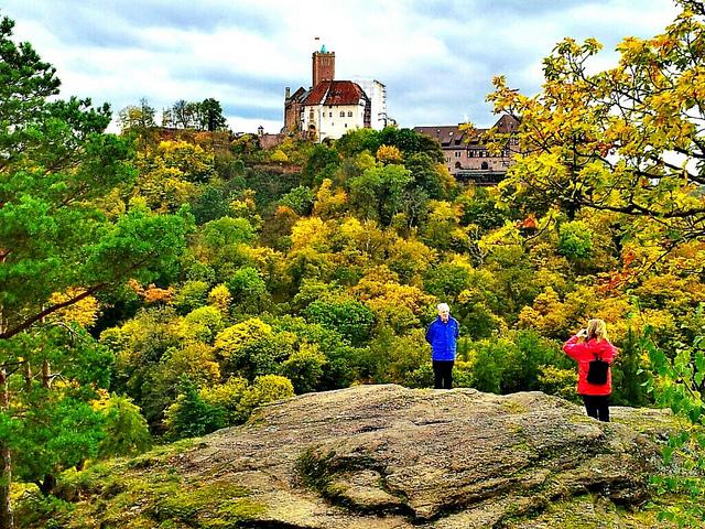 ヴァルトブルク城の画像 p1_26