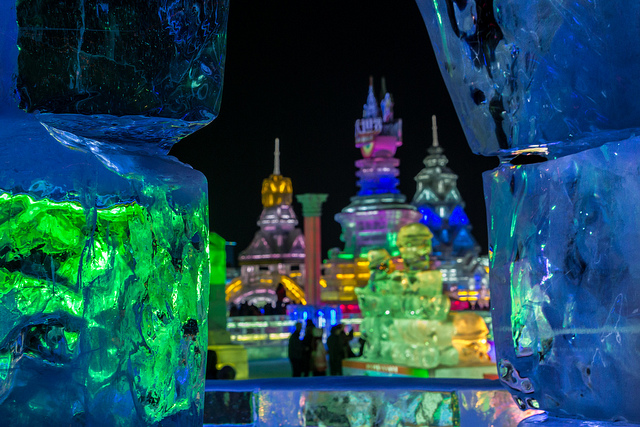 ハルビン氷祭り