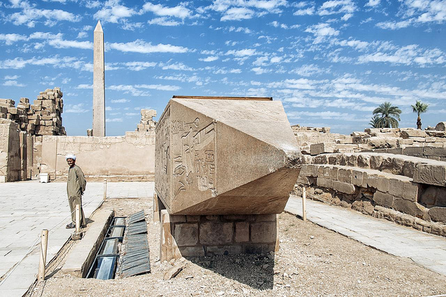 古代都市テーベとその墓地遺跡