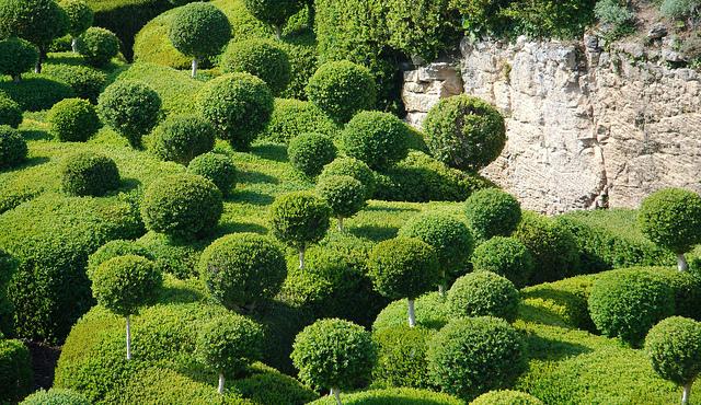 マルケイサック庭園
