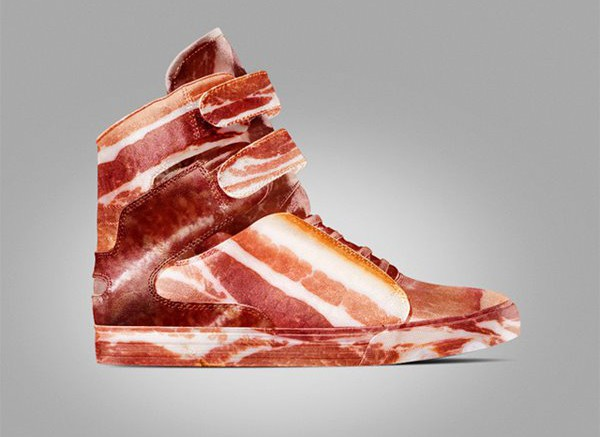 Bacon-shoes