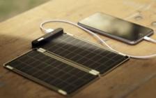 薄さ1.5mmのソーラー充電器が旅のスタイルを変えるかも?「Solar Paper」が世界から大注目!