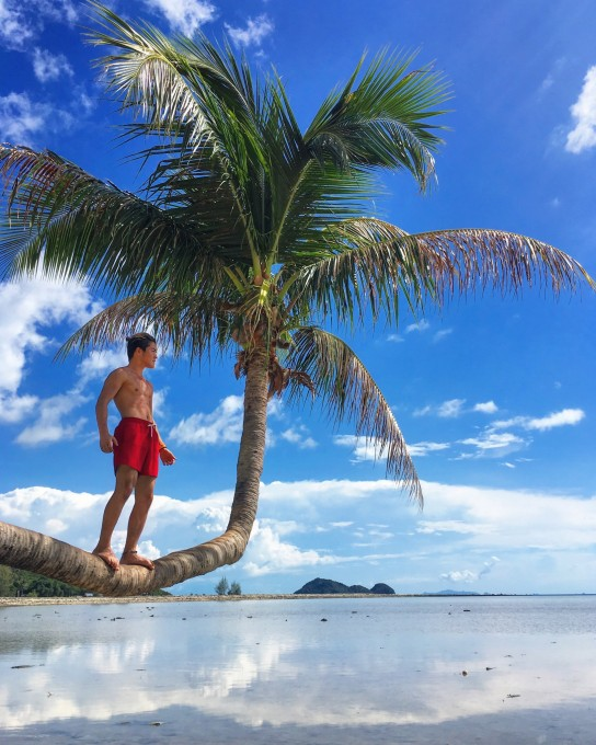 フィリピンで注目された、元アルペンスキー日本代表の旅の楽しみ方