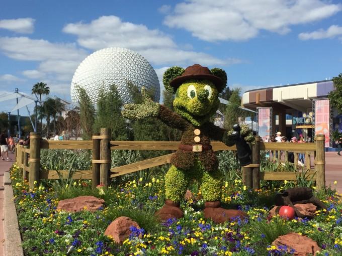 春のディズニー・ワールド恒例「フラワー&ガーデンフェスティバル」の魅力