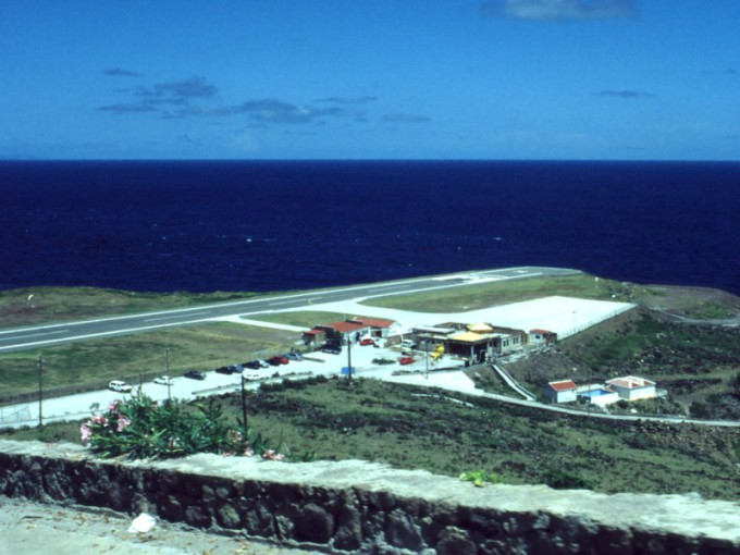 Saba_Flughafen