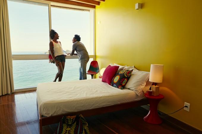 airbnbってどんな場所に泊まれるの?