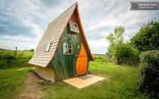 airbnbでおとぎの国に泊まる