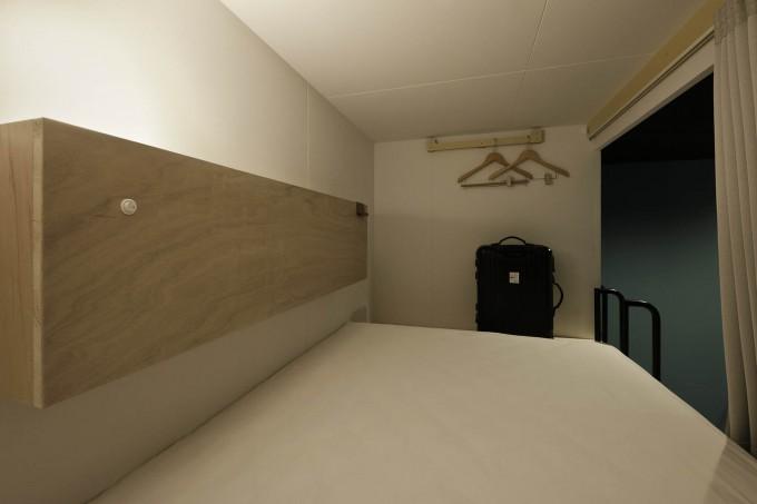 bunkbed inside