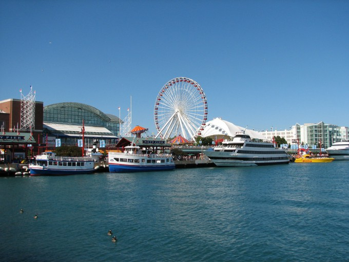 chicago-navy-pier-930225_1280