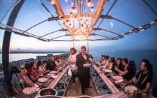 空中レストラン