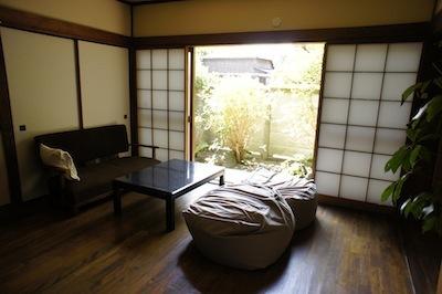 鎌倉ゲストハウス-耳日