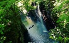 神々の故郷と言われた宮崎県の「高千穂峡」を完全に楽しんできた