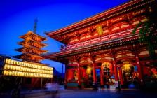 Senso-ji shrine