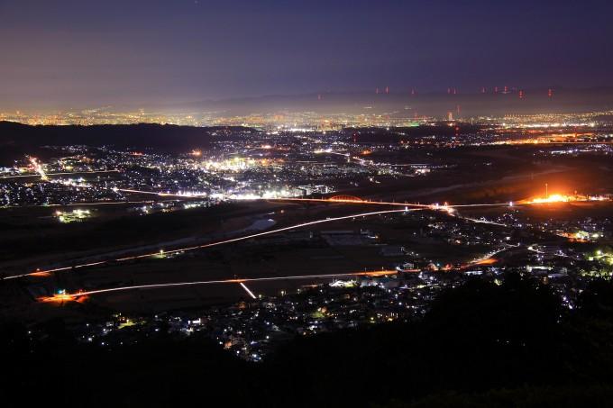 京都にある夜景が綺麗なスポット19選