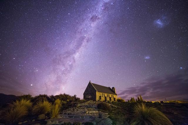 """プロの星景写真家が厳選!""""世界一美しい星空""""と呼ばれる「テカポ湖」のおすすめ動画"""