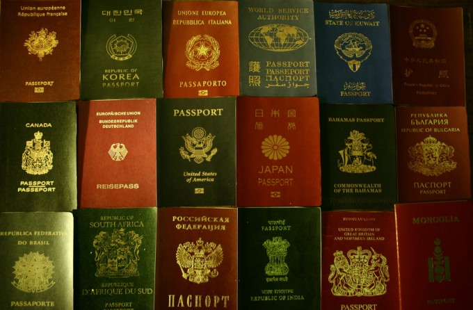 sパスポート