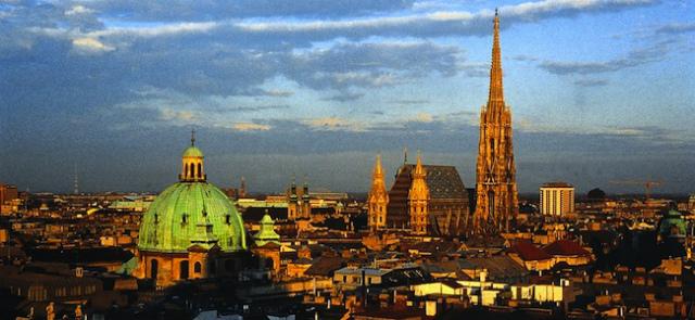 オーストリアの都市であり世界遺産ウィーン