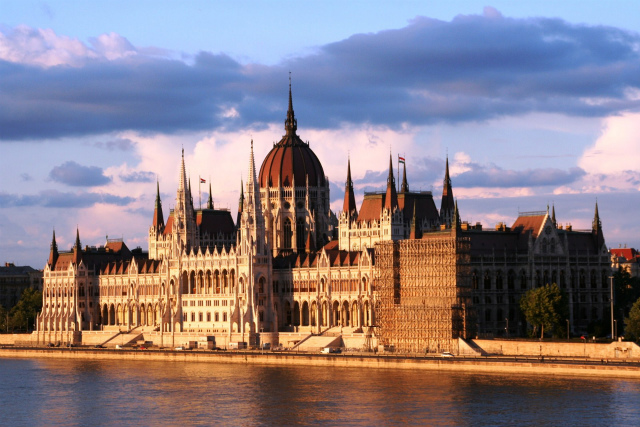 ハンガリーの都市であり世界遺産ブタペスト