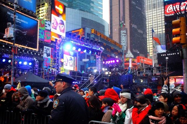 12時間待った先に見えるニューヨークの絶景