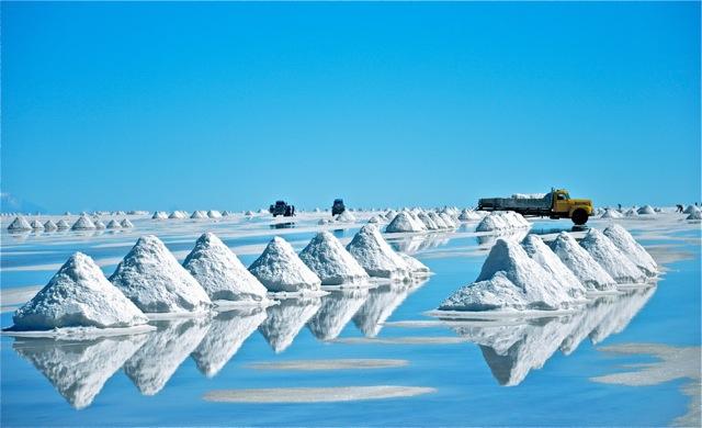 ウユニ塩湖の写真その2