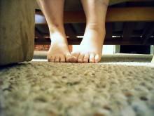 女子の気になるポイント 足のむくみ