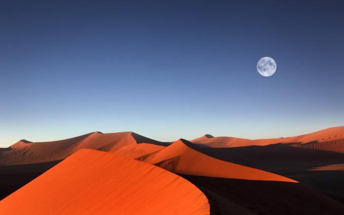 ナミビア砂漠