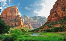 ザイオン国立公園(アメリカ)が美しすぎるが故に危険!
