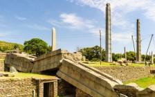 エチオピア観光の超マイナースポット「秘密のライオン像」がある遺跡
