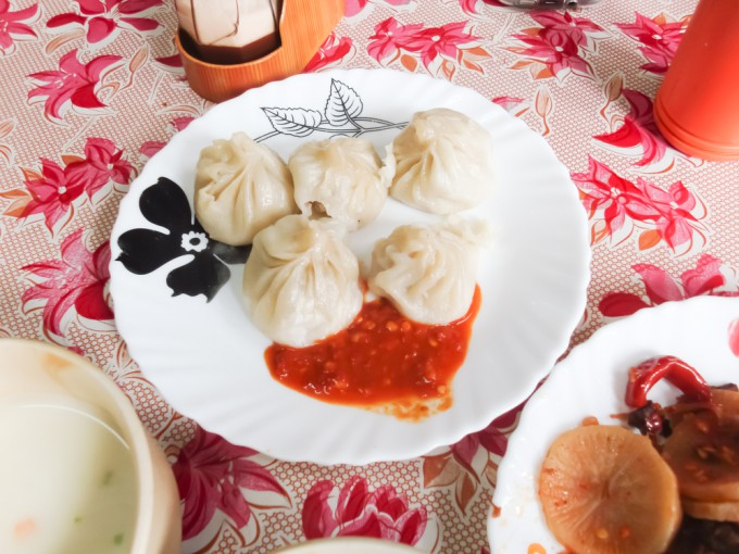 ブータン料理