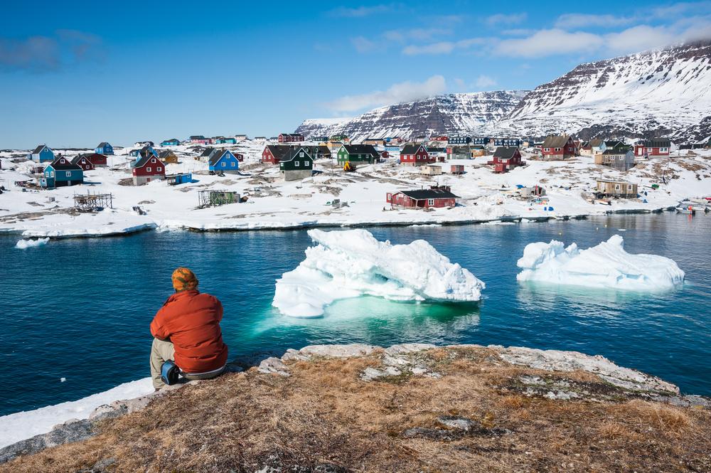 グリーンランドのおすすめ観光ス...