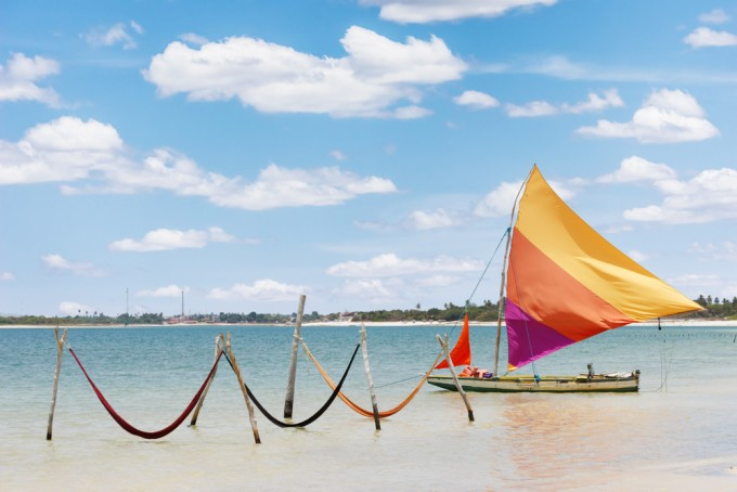 ブラジル人が秘密にしたいビーチ「ジェリコアコアラ」が地上の楽園だった!