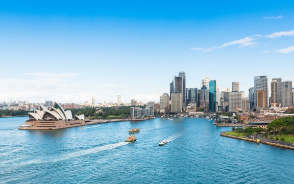 オーストラリアシドニー