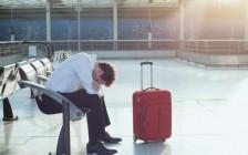 ツアーの帰りの飛行機が欠航