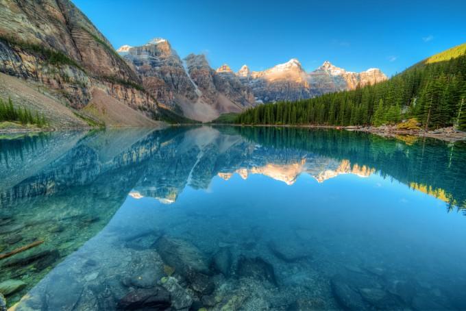 雄大なカナダの絶景観光スポット19選