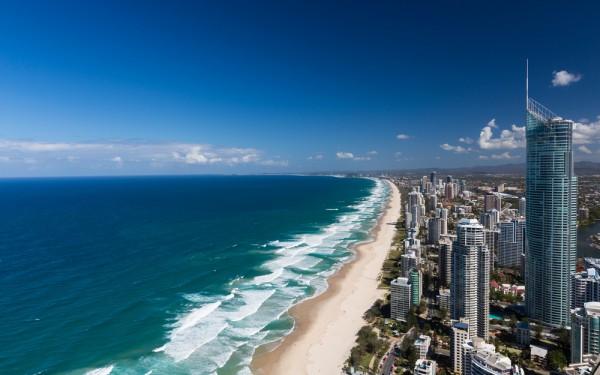 卒業旅行先に迷ったら、オーストラリアのゴールドコーストがいいぞ