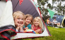 リッチで手ぶらなキャンプ体験、今年話題のグランピングとは?