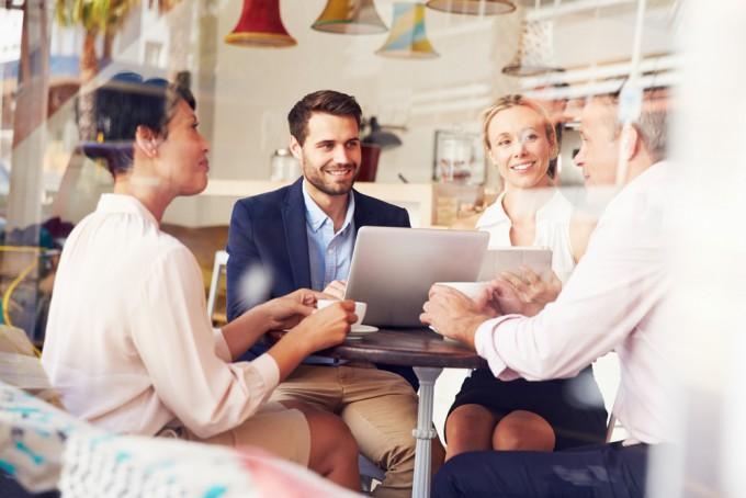 外国語を使用したビジネス経験も、しっかりアピール!